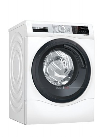 Vask/tørk kombimaskin